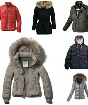 Dzseki és kabát bála